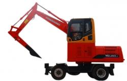 XZDDEL160轮式卸煤机